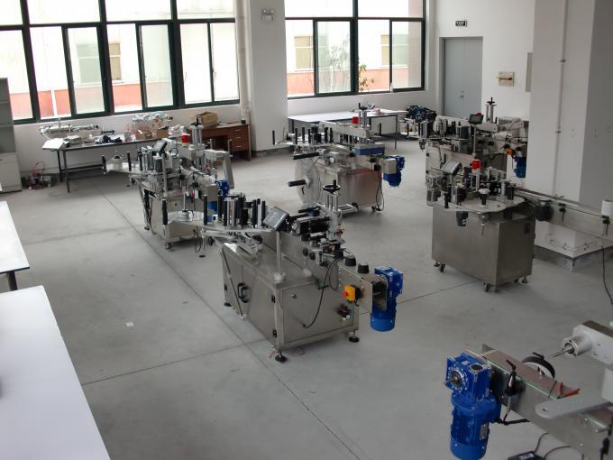 Aceite hidráulico para máquina de etiquetaxe de dobre cara de alta velocidade