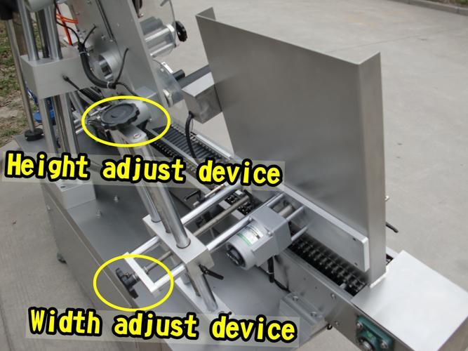 Máquina aplicadora de etiquetas de botellas automática completa con certificado CE
