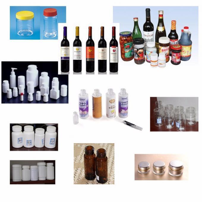 aplicador de etiquetas de botellas redondas adhesivas para auga