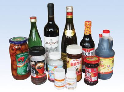 Aplicador de etiquetas automático personalizado para botella de deterxente vertical redonda