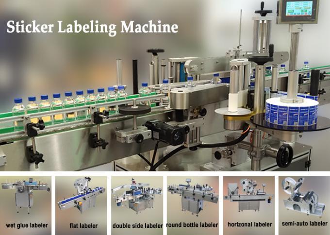 etiquetadora de opp redonda con máquina de codificación , máquina de adhesivos de etiquetas de esmalte de uñas para cosméticos