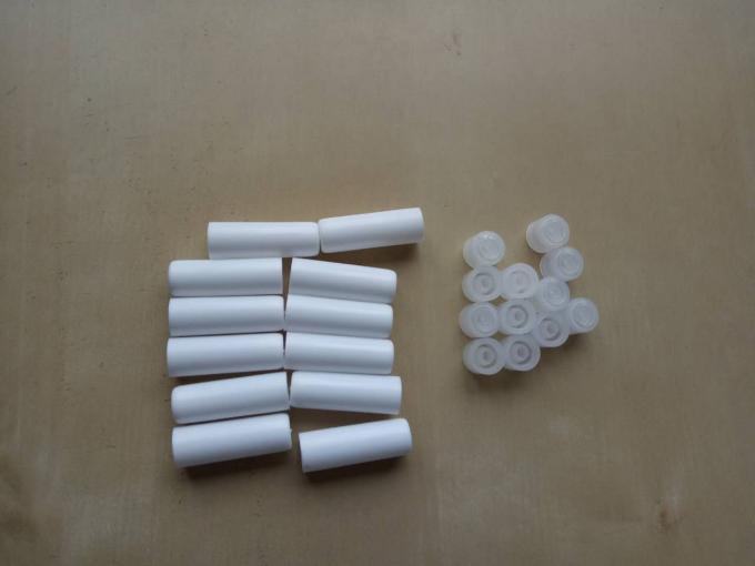 Etiquetadora de aliaxe de aluminio Opp Vial para botella redonda, máquina de etiquetaxe industrial