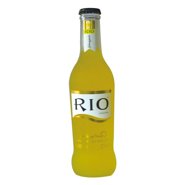 Aplicador de máquina de etiquetaxe automático completo para botella de cóctel Rio