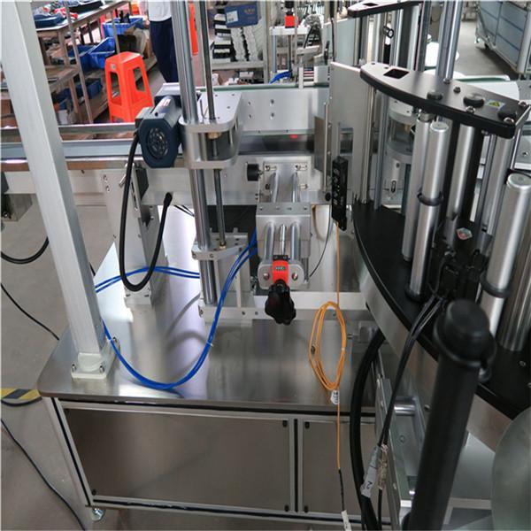 Etiquetadora de etiquetas adhesivas laminadas automáticamente 220V / 380V