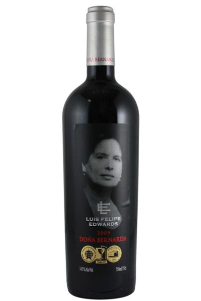 Aplicador de etiquetas de botellas de viño Luis Felipe Edwards Aplicador de etiquetas adhesivas de dobre cara