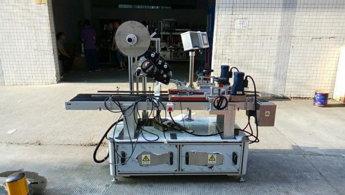 Máquina de etiquetaxe superior 1500W / Equipo de aplicación de etiquetas para tapóns, caixas, revistas, cartóns