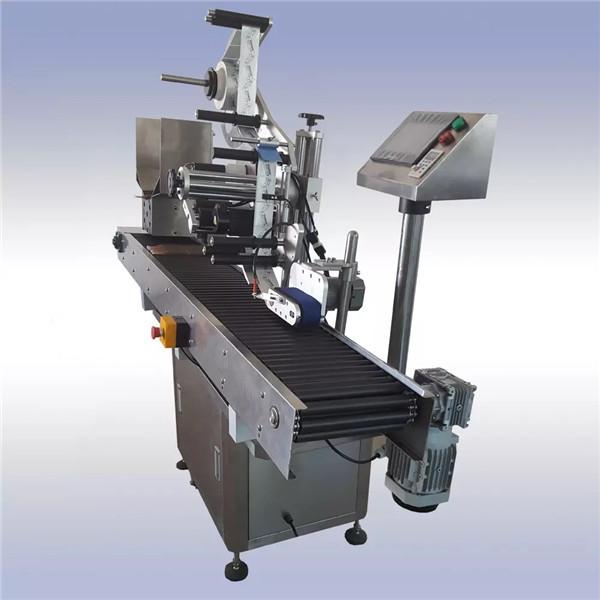 Control de motor importado por máquina de etiquetaxe adhesiva automática