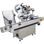Máquina de etiquetaxe de frascos de cosméticos de 60 a 500 unidades