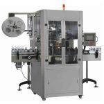 Máquina aplicadora de manga retráctil Curve para tipo de botella variante