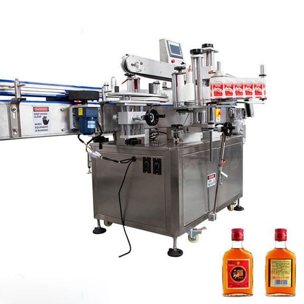 Venda de máquinas de etiquetaxe adhesivas a dúas caras