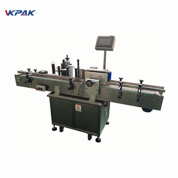 Servidor de venda directa de fábrica Máquina aplicadora de etiquetas automática
