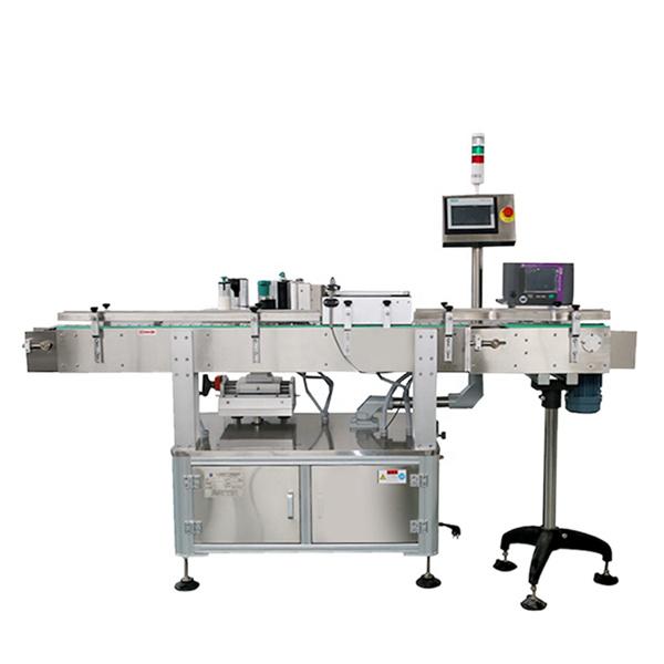 Aplicador de máquina de etiquetaxe automático completo