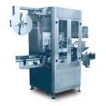 Máquina de etiquetaxe de manga retráctil inoxidable de botella global de alta velocidade 200 BPM 3,5KW