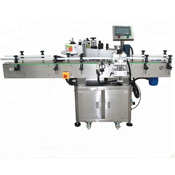 Máquina de etiquetaxe autoadhesiva sensible á presión