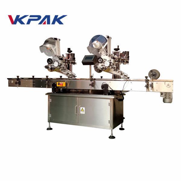 Máquina de etiquetaxe de selos Máquina de etiquetaxe superior