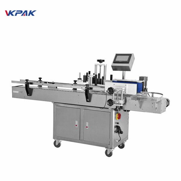 Máquina aplicadora de etiquetas automática autoadhesiva para etiquetaxe de cola en fusión en quente
