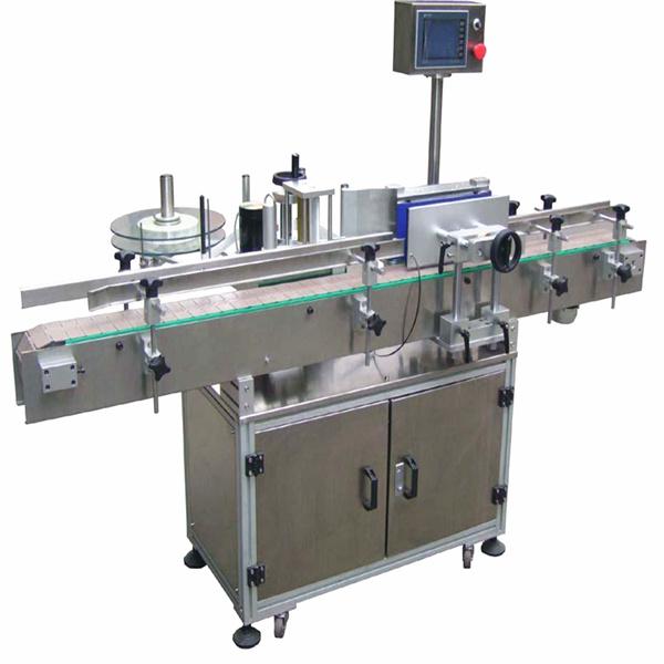 Máquina de etiquetaxe autoadhesiva Aplicadora de etiquetas 1 kw