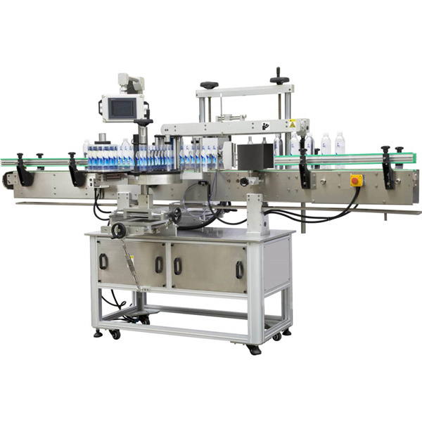 Máquina de rotulación cadrada