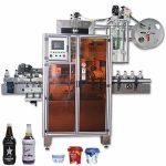 Máquinas de etiquetaxe de adhesivos de manga retráctil