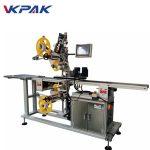 Máquina de etiquetaxe autoadhesiva superior e inferior arriba e inferior a 220V / 380V 50Hz