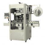 Máquina de etiquetas de manga retráctil impermeable e a proba de óxido