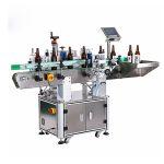 Máquina de etiquetaxe de botellas de viño