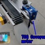 Máquina de etiquetaxe de prezo competitiva Sus304 Economy de 5 galóns