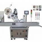 Servo Motor Plc Control Vial Máquina de etiquetaxe para botellas Amplouse