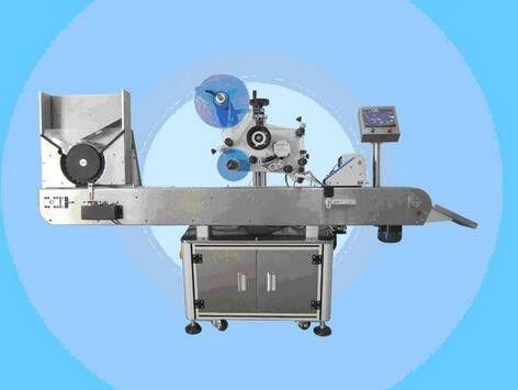 China Máquina de etiquetaxe automática de frascos Máquina de etiqueta de esmalte de uñas para cosméticos provedor