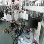Máquina automática de etiquetaxe de alta velocidade de plástico plano Buke único / un lado