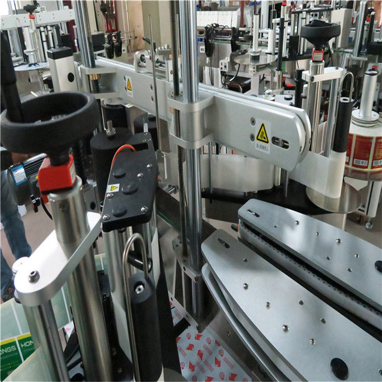 Aplicador de etiquetas automatizado para botella redonda / cadrada / subuliforme