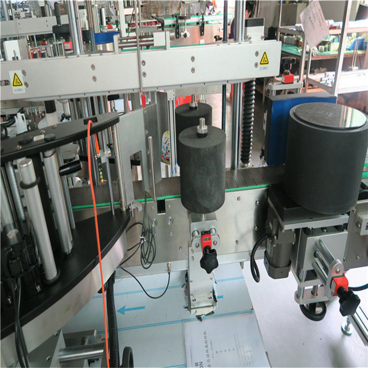 Etiquetadora automática de botellas de vidro de China para o provedor de botellas de vidro de Australia / Chile