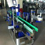 Etiquetadora de botellas redondas de 1500W de potencia para bebidas / alimentos / produtos químicos