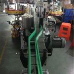 Aplicador de etiquetas adhesivas CE, Servomotores da máquina de etiquetaxe de botellas de viño