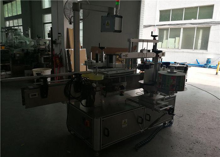 Proveedor de China de etiquetas de botellas de plástico redondas / cadradas / planas, aplicador automático de etiquetas de botellas