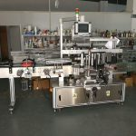 Etiqueta adhesiva de botellas planas autoadhesivas de alta velocidade 5000-1000B / H