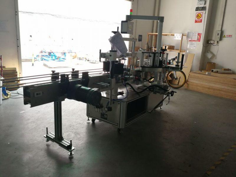 Proveedor de China máquina de etiquetaxe sensible á presión dunha botella plana dun ou dous lados