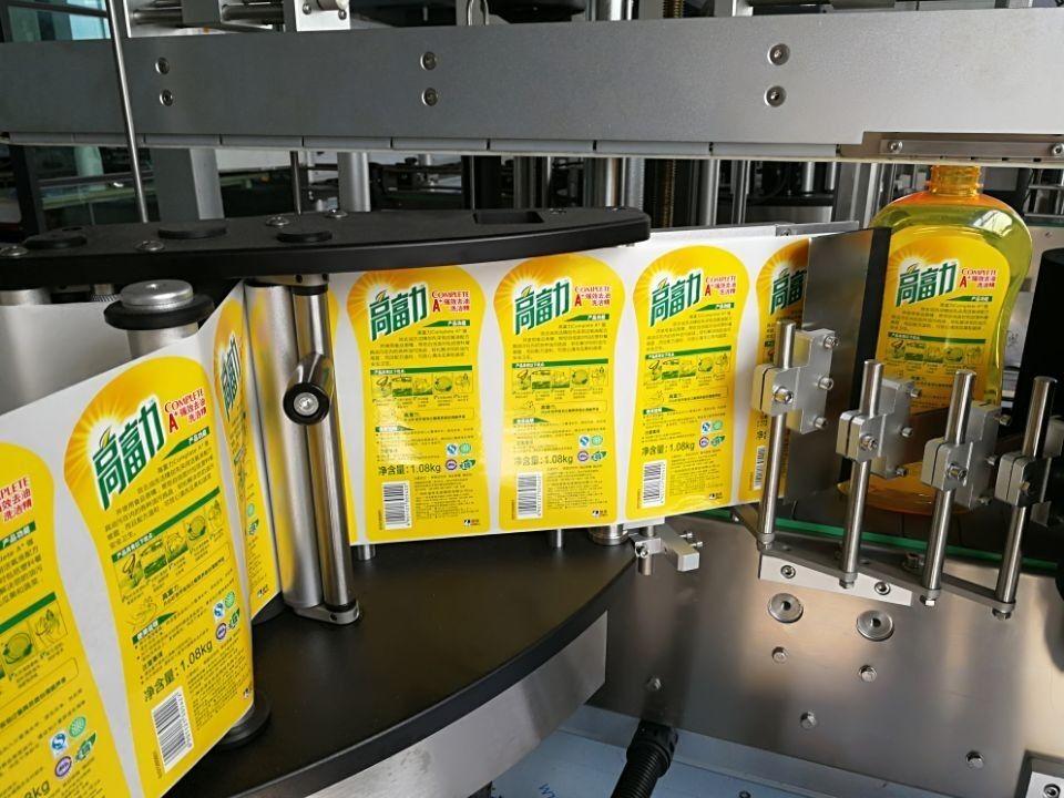 Máquina de etiquetaxe de etiquetas automática completa